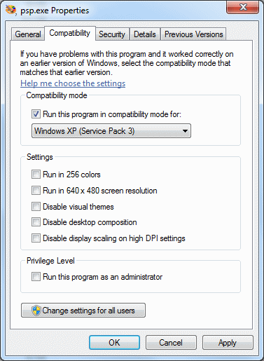 auto start programs in windows 7 for all users